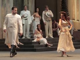 Carmen chorus (LA Opera 2013)