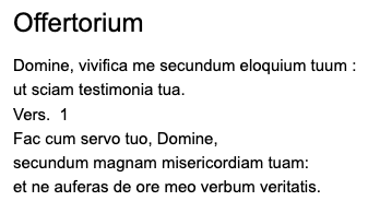 OT30 offert verse